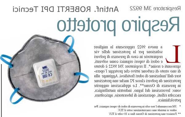 Protezione Respiratoria Dräger 5e578b344ec1d